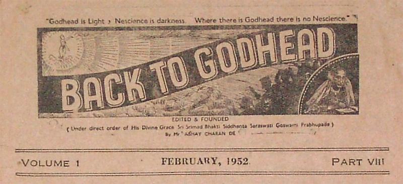 1944 Back to Godhead