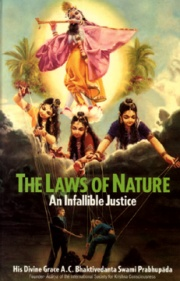The Laws of Nature An Infallible Justice cover