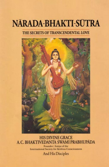 Narada-Bhakti-Sutra cover