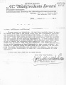 690807 - Letter to Brahmananda and Advaita.JPG