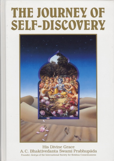 Journey of Self Discovery cover