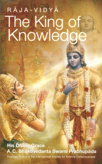 Raja-Vidya The King of Knowledge cover