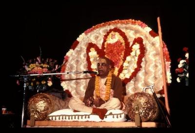 Picture of Śrīla Prabhupāda
