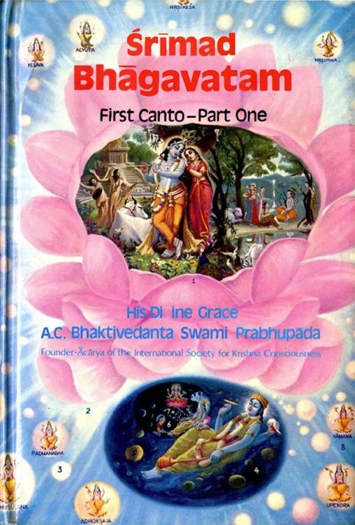 Śrīmad-Bhāgavatam Canto 1 Volume 1 (1972)