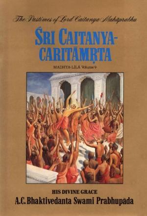 Caitanya-caritāmṛta cover