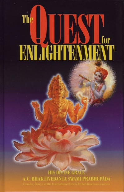 The Quest for Enlightenment cover