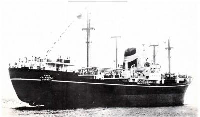 The Jaladuta ship which brought Srila Prabhupada to the USA in 1965