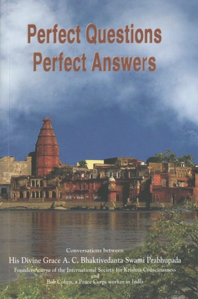 Perfect Questions, Perfect Answers cover