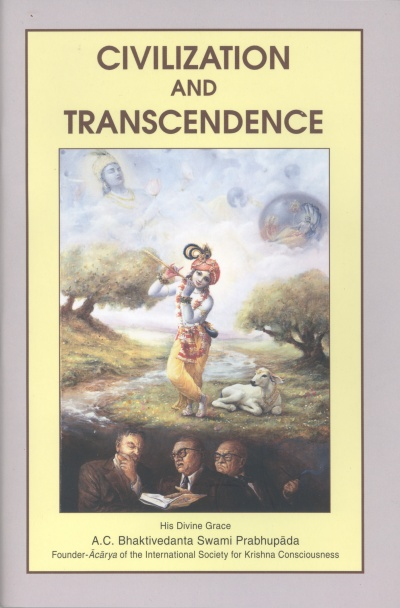 TCivilization and Transcendence cover